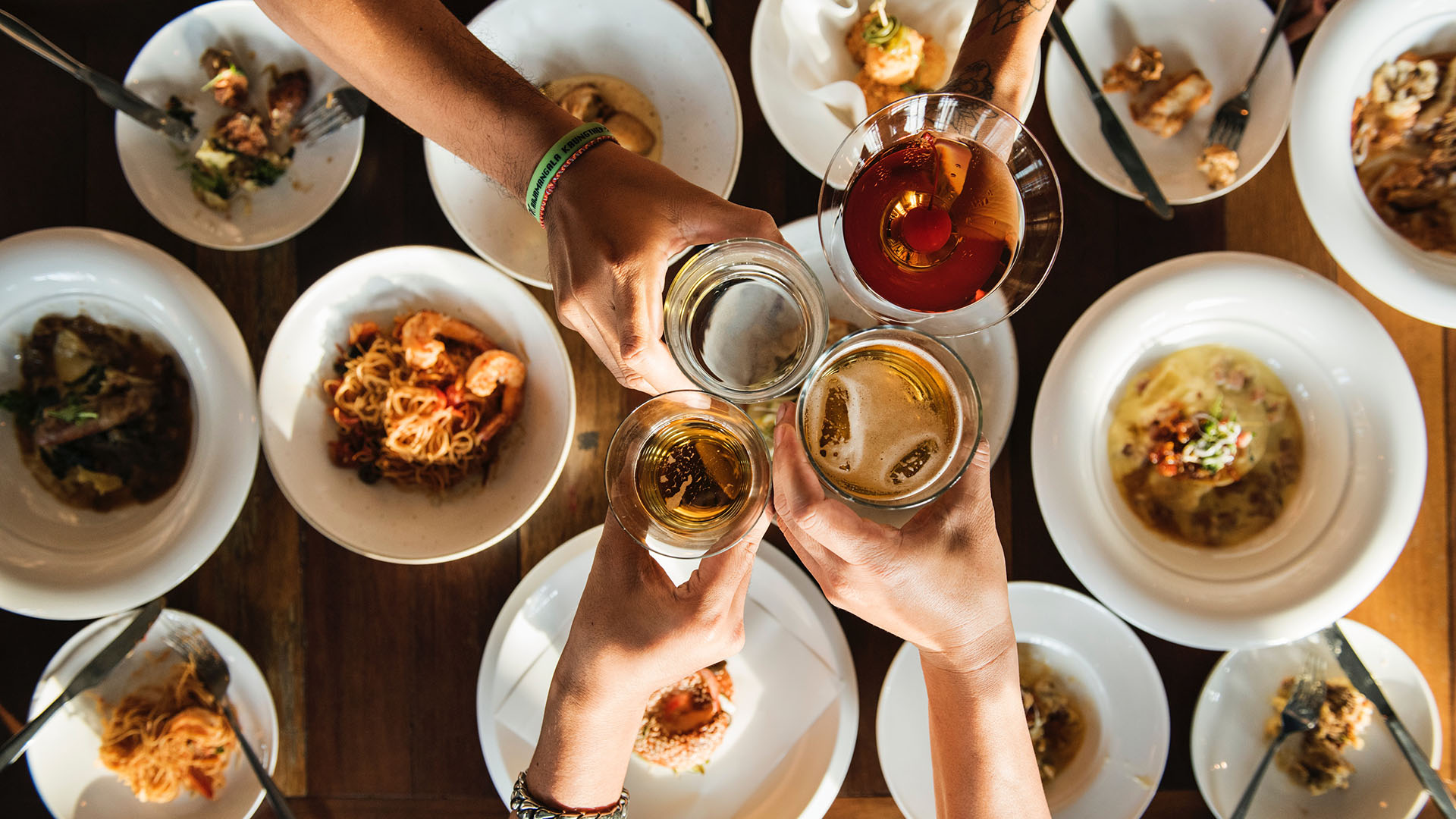 Why are beer and food now such a trendy pair even in restaurants?